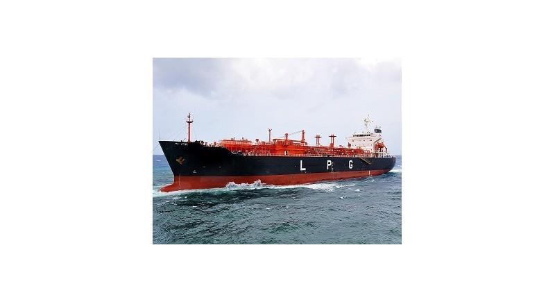 4/E for LPG carrier