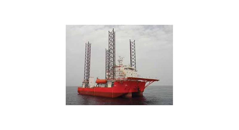 Chief Officers for self-propelled jack-up barges