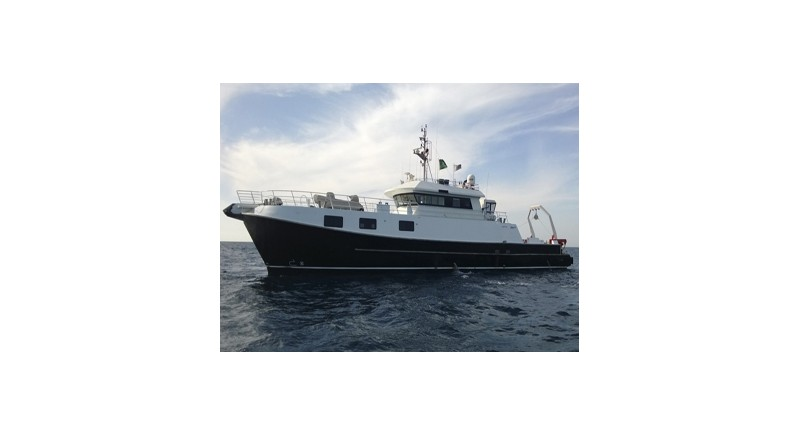 Master for Research vessel